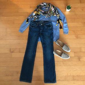 INC Bootleg Regular Fit Jeans. Sz. 6